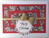 Adornsay Handmade Christmas Card