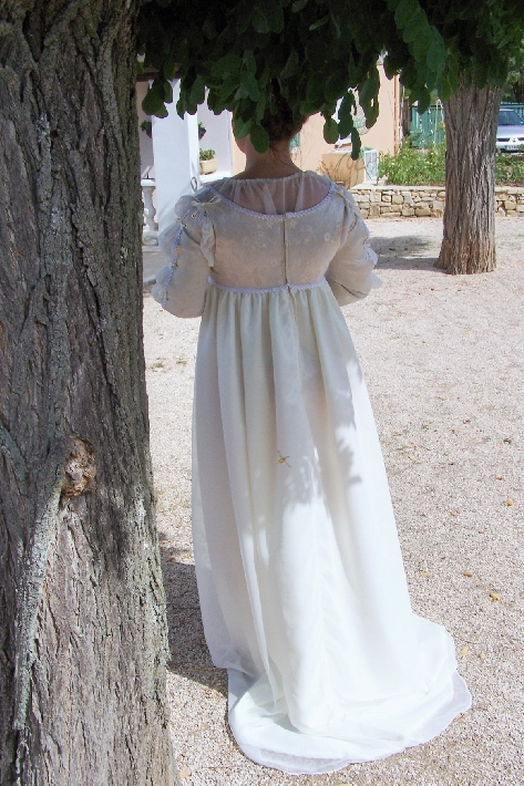 Hand Sewn Juliette Style Gown