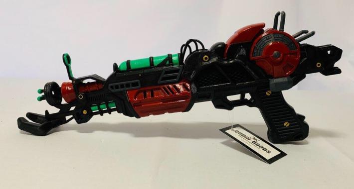 Call of Duty Black Ops Mark II replica Ray Gun