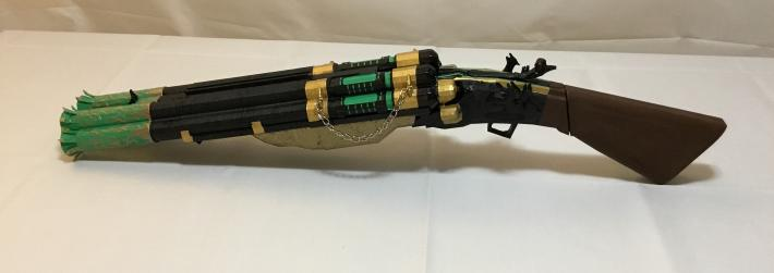 Call of Duty Black Ops 4 AcidGat Full Size Replica