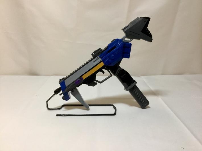 Overwatch Sombra Machine Pistol Replica Cosplay prop