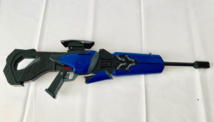 Overwatch Widowmaker Sniper Rifle Full Size Replica
