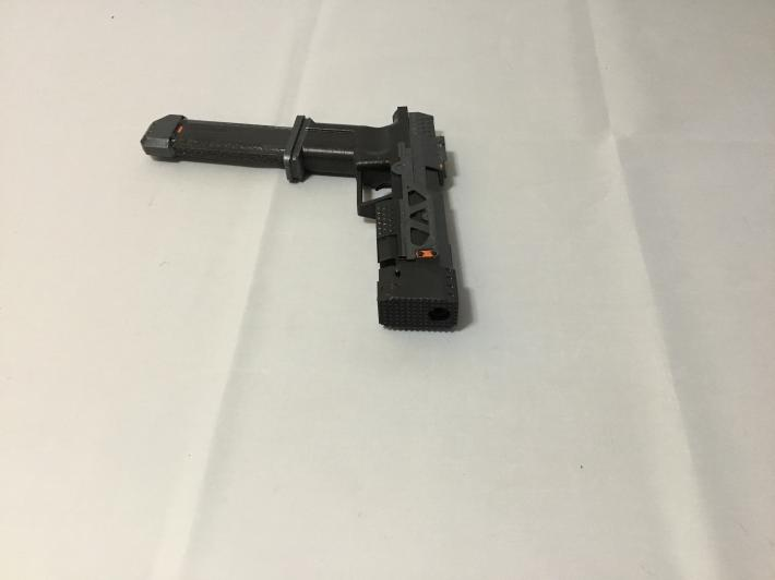 Apex Legends RE45 Auto Pistol Replica