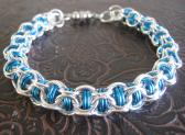 Seaside Rendezvous Chainmaille Bracelet