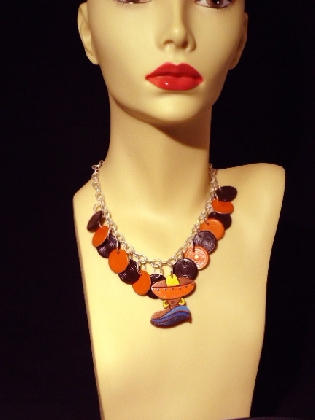 Spicy Summer Necklace
