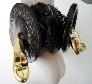 Crackerjack Cuff Vintage Assemblage Bracelet