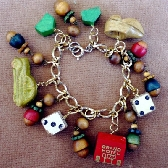 SOLD  Monopoly Charms 2