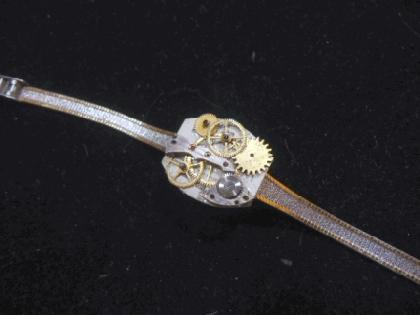 Petite Steampunk Bracelet