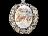 Scenic Cameo Necklace