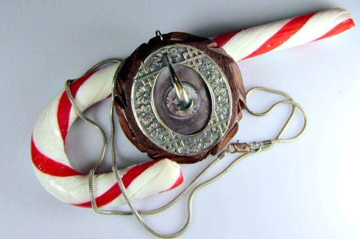Victorian Buckle Necklace