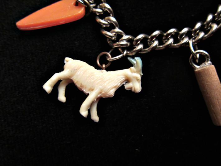 On the Farm Charm Bracelet