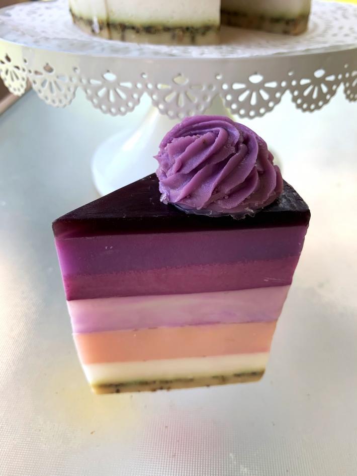 Lavender Soap Cake
