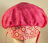 Scrub Hat Pinky Bling
