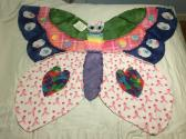 Cancer Awareness Butterfly Blanket