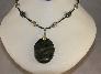 Seaweed Jasper necklace