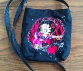 Betty Boop Cell Phone Coin Tote