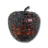 Red Mosaic Apple
