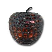 Red Mosaic Apple