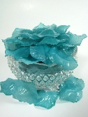 Turquoise Soap Rose Petals You Choose the Scent