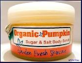 Pumpkin Spice Organic Body Polish Includes Gift
