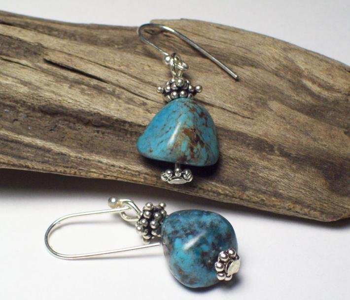 Lovely Little Turquoise Nuggets