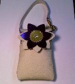 Handmade mini purse