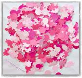300 Mixed Pink Turtle Confetti Cut outs Table Decoration