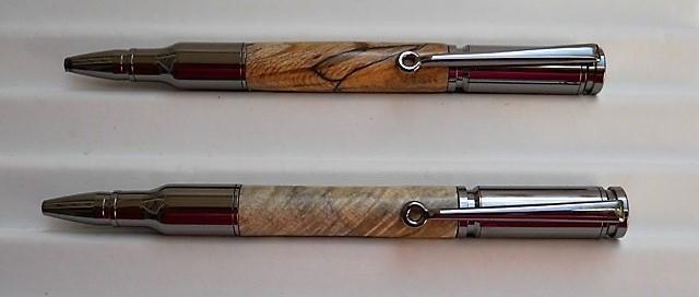 30 Caliper Bullet Pen