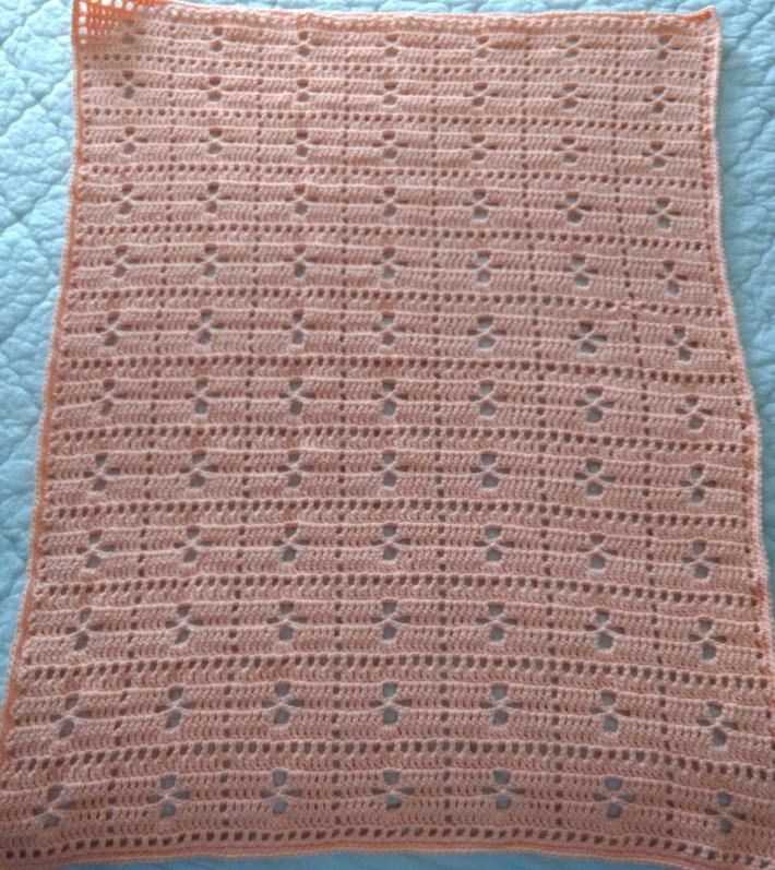 Call of Midwife Baby Afghan