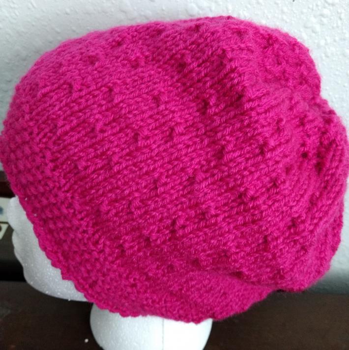 Pink Purls