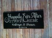 Happily Ever After Starts Right Here