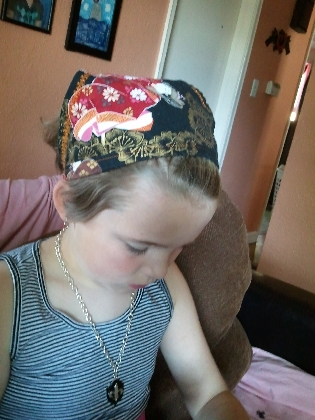 Childs head scarf