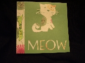 Adorable Kitty Cat Card