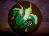 Dragon Chocolate Lollipop Order of 3