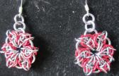 Celtic Rose Earrings