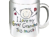 Personalized Mugs Sayings for Relatives