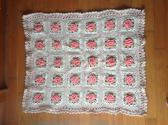 Baby handmade blanket 0 to 3 months