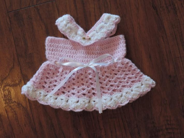 Rosebuds Baby Girl outfit