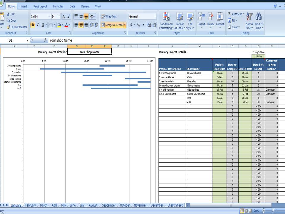 Project Tracking Program Custom Made Project Plan Template On - Program tracking template