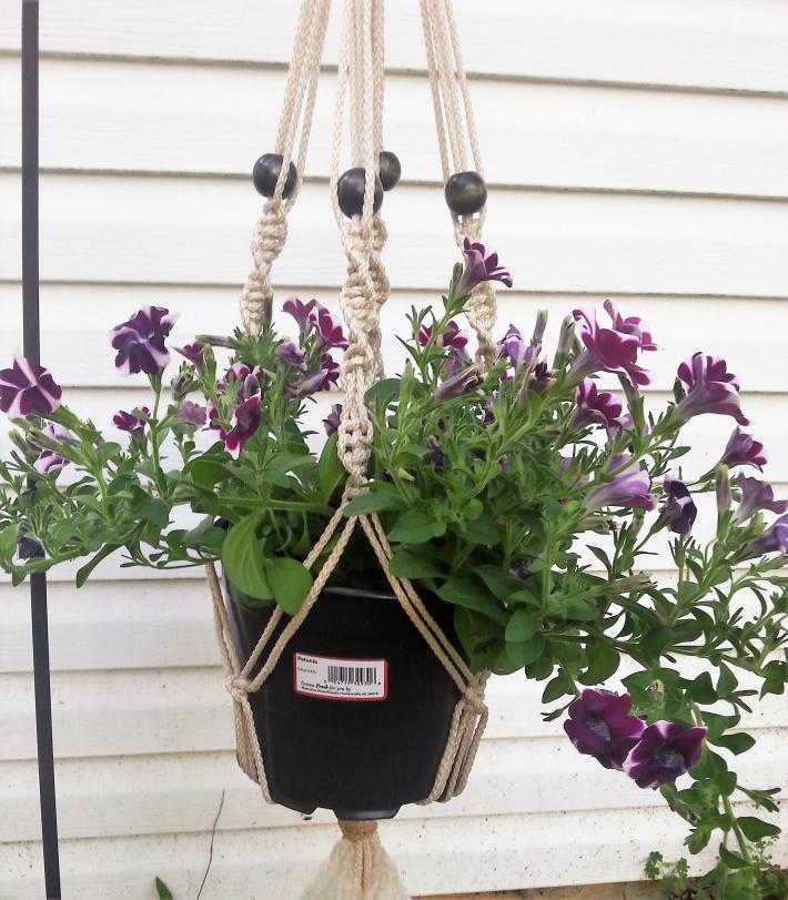 Macrame Plant Hanger Plant Holder