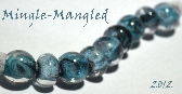 Van Gogh Blue Bead Set 9 SRA