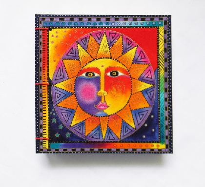 Handbound Journal Celestial III