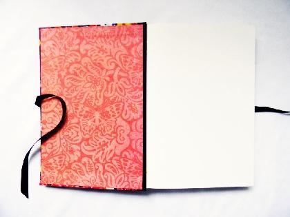 Hand Bound Book Unfamiliar Occasion