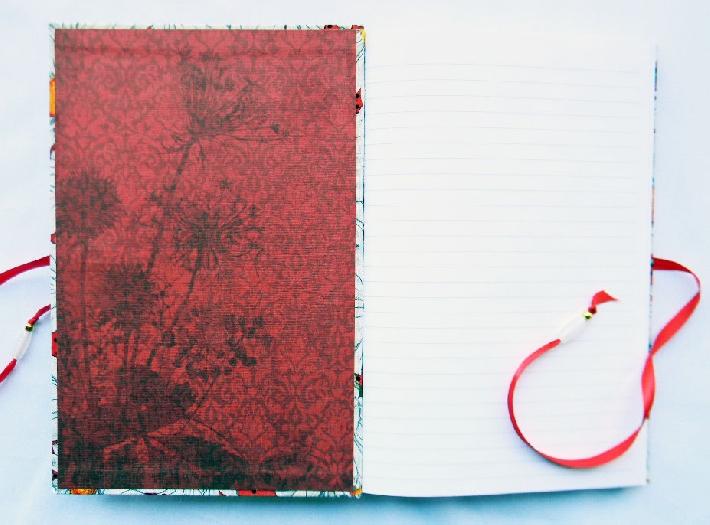 Hand Bound Book Fancy Free