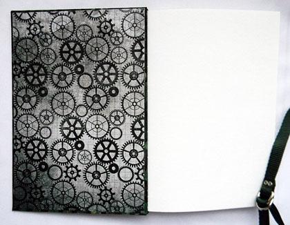 Hand Bound Book Predator Of The Illusion