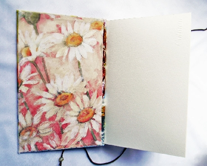 Hand Bound Book The Wonder of it All