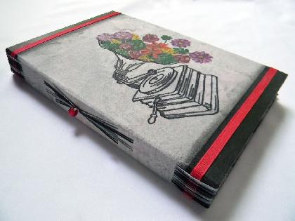 Handbound Journal The Heart of Nature