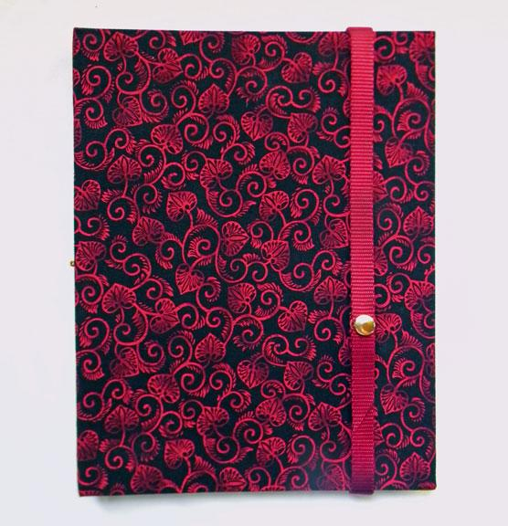 Large Handbound Sketchbook Once Upon a Vine