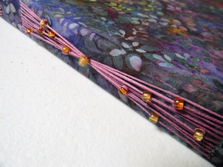Large Handbound Sketchbook The Licking Wind