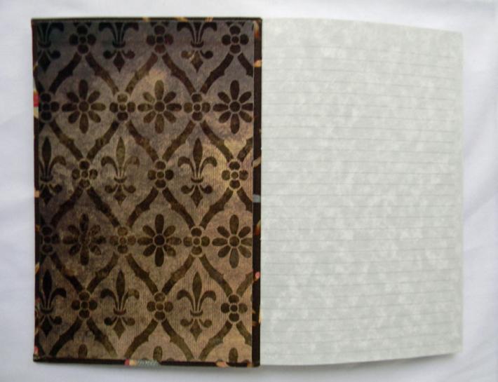 Handbound Journal Uncaged